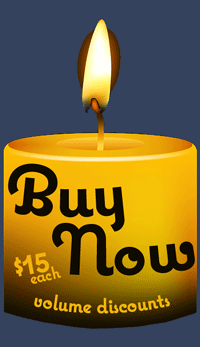 Fix a candle wick drowning in wax buy candle rescue now!